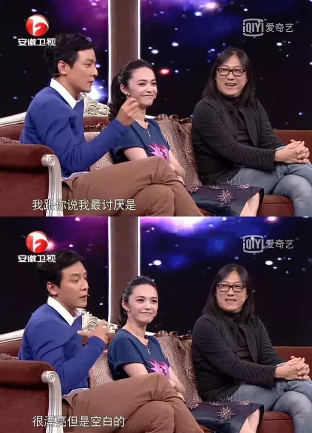 """她""""長得老""""、""""像男人"""",憑什麼讓吳彥祖寵了 16 年?"""