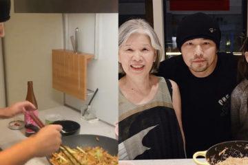 「周董」母親節做飯給媽媽吃:「平常都是妳做菜給我們」