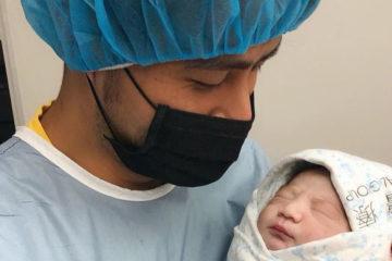 恭禧!兒子來了 40歲「郭彥甫」在父親節這天宣布當爸