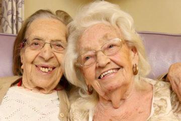 78年的閨蜜!相約「一起開心住養老院」:我們每天有說不完的話❤️